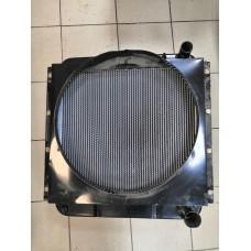 Радиатор двигателя на HERACLES H580