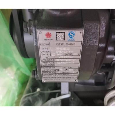 Двигатель WP4G95E221  КУПИТЬ ЦЕНА