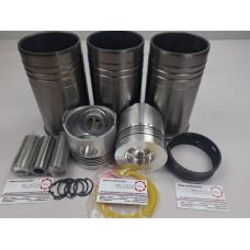 Поршневая группа ZH4100 SPT для двигателей ZHaZG1/ZH4102G41/Fukai ZL926/Yigong ZL20/Shanlin ZL20/NEO S200/CTK S920 ZHAZG1-000 ZH4102G41-000