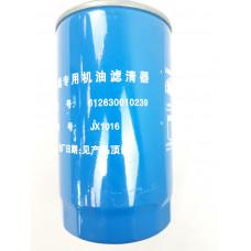 Фильтр масляный 612630010239/JX1016 на Weichai WP12, WP10