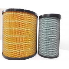 Фильтр воздушный K2833/К2933 6I0273.  Shantui, Shaanxi, Shacman, Zoomlion, XCMG, XGMA для бульдозера Shantui SD16 с двигателем C6121
