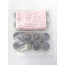 Маслосъемные колпачки клапанов  Weichai ZHAZG1 4100 4102 ZHBG14-A ZHBG41 комплект 8 штук