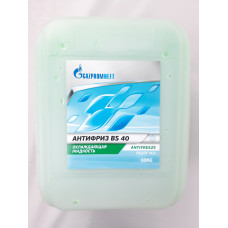 Антифриз Gazpromneft BS40 10кг