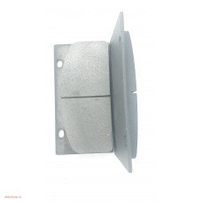 Колодка тормозная XCMG, SDLG 408107-108 LG853.04.01.03.02/ZL40.12.4-4 11х21 см.