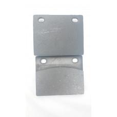 Колодка тормозная ZL30 10×8 см.  XCMG LW300F/ZL30G/LW500F/ZL50G / ZL20