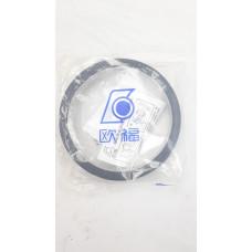 Сальник коленвала передний D02B-104-02A+B 130*150*12В  Shanghai SC9D220G2B1 D6114