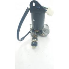 Мотор стеклоочистителя ZD2430 802101246 XCMG LW300F/LW500 4 контакта 1 вал