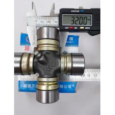 Крестовина карданного вала 32x93 ZL30F