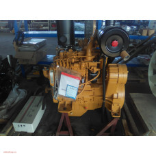 Двигатель Shanghai SC5D125G2B1 в сборе Евро-2 для XCMG XS142J/XD142, SDLG LGS814L