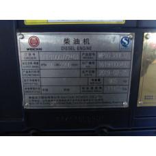 Двигатель Weichai WP10.380E32/WP10 на китайские автобетоносмесителеи, самосвалы и тягачи Shaanxi, Shacman, Faw, Foton, Howo Евро-2 380 л/с новый оригинал, первой комплектности