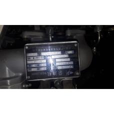 Двигатель Yuchai YCD4R11G-68 на фронтальный погрузчик Yigong ZL20 (ZL920) Fukai ZL926/Yigong ZL20/Shanlin ZL20/NEO S200/CTK S920/VIKING ZL20-M/SZM/HZM