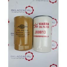 Фильтр масляный двигателей YUCHAI YCD4R11G-68 JX0813, 186-1012000, 186-1012000B