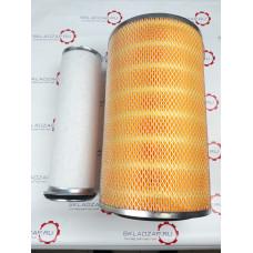 Фильтр воздушный KW2337 K2337 XCMG Weichai 612600111743 (D225, H370 до резинки)