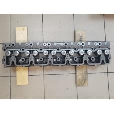 Головка блока цилиндров в сборе D04-001-30 для двигателей Shanghai D6114 / D9-220
