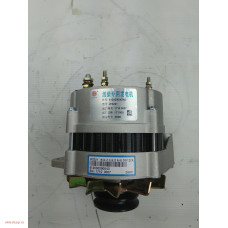 Генератор Weichai JFZ221 612600090043/ WD10 612600090705, WD61509FD, JFZ255-1606  28V 27A на двиг. WD615 бульдозера SHANTUI SD16