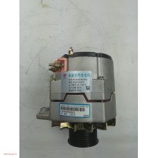 Генератор 612600090206D  JFZ2517A (восьми руч. ремень 28V, 55A) двигателя Weichai WD10