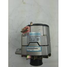 Генератор 612600090705 JFZ2502 двигателя Weichai-Steyr WD10/WD615.50  восьми руч. ремень 28V, 55A