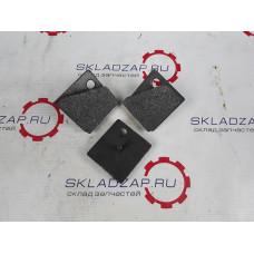 Колодка ручного тормоза FL936F/LG380F ZL16.15.2-3 ZL20-038000J-1