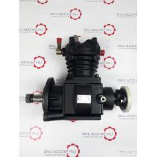 Компрессор воздушный  630-3509100A двигателя Yuchai YC6108G-T21/YC6B125-T20