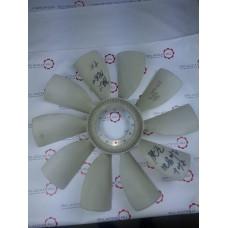 Крыльчатка вентилятора 612600060123 для двигателя WD615/618, WD10, WD12, WP10,WP12