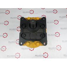 Насос гидравлический 16Y-61-01000 для бульдозеров Shantui SD16 19 шлицов