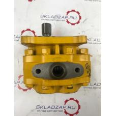 Насос гидравлический рулевого управления Shantui SD16 16Y-76-06000 CBJ40-B32  (13 шлицов)