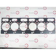 Прокладка ГБЦ двигателя Yuchai YC6108G, YC6B125, YC6J125Z-T20 оригинал B3000-1003011B, 4110000561187