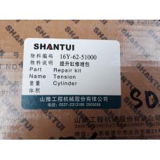 Ремкомплект гидроцилиндра подЪема отвала на Shantui SD16 16Y-62-51000