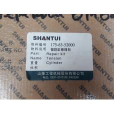 Ремкомплект гидроцилиндра перекоса отвала 175-63-52000  Shantui SD32
