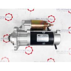 Стартер Yuchai D30-3708100, 1DQ639-3708010A  YC4108ZG (D7802).