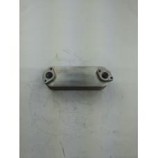 Маслоохладитель, радиатор масляный теплообменник WD615 WP10 Howo Shaanxi Foton-3251 61500010334