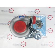 Турбина XW60E JP60S  двигателя 4RMAZG  4R2ZG730100  CTK LW930S, HZM S300, NEO S300, СТК LW930S, First Loader Fl3000g, BULL SL930.