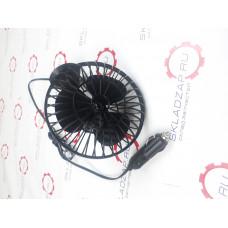 Вентилятор на присоске 24v