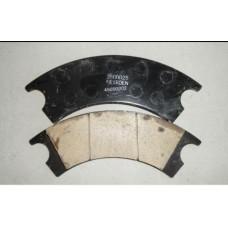 Колодка тормозная полумесяц LIUGONG 35С0025 для CLG835 / , CLG842 / , CLG856 / , CLG856H